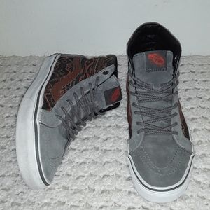 Vans Off The Wall sk8 Mens size 6.5 women size 8